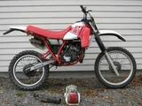 Yamaha DT 125 YPVS