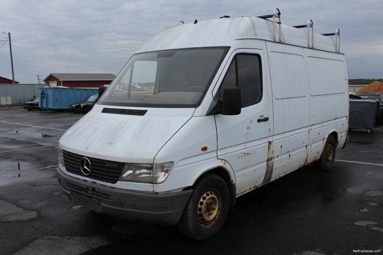 Mercedes Benz Sprinter >> Mercedes Benz Sprinter 1998 Koko Auto Myydaan Osina Varaosa Ja Kolariautot Nettivaraosa