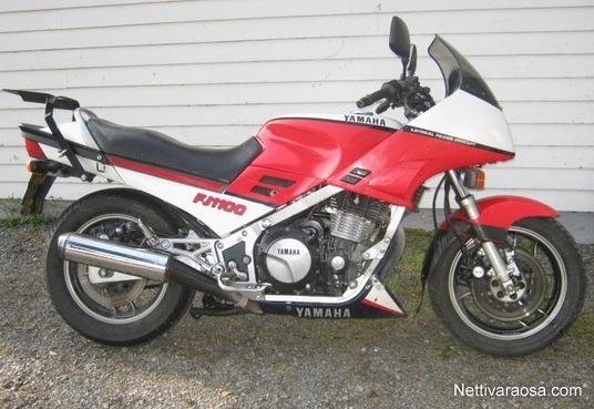 Nettivaraosa - Yamaha FJ1100 1984 - Motorcycle spare parts and ...