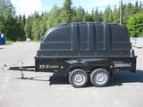 JJ-Trailer 3000ST black