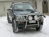 Mitsubishi l200 2,5 td 4x4