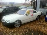 Mercedes  CL 600 V12
