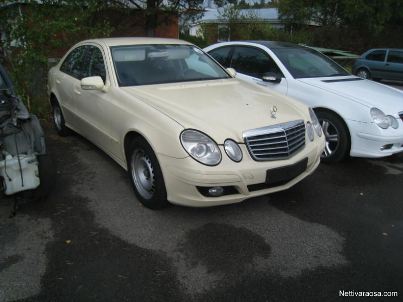 Nettivaraosa mercedes benz e 2008 w211 car spare for Mercedes benz e350 aftermarket parts