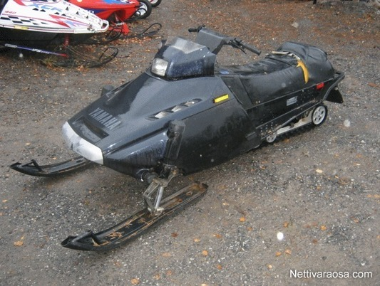 Yamaha Exciter I 1990 - LE 570 - Snow mobile spare parts and accessories -  Nettivaraosa