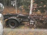 Muu Merkki Traktorin kärry