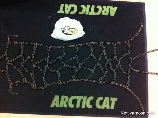 "Arctic Cat ketjut 25-27"" renkaille"