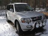 Mitsubishi pajero 3.2TD