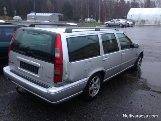 Volvo V70 2 4 Bensa Man 1999 Osina Varaosa Ja Kolariautot Nettivaraosa