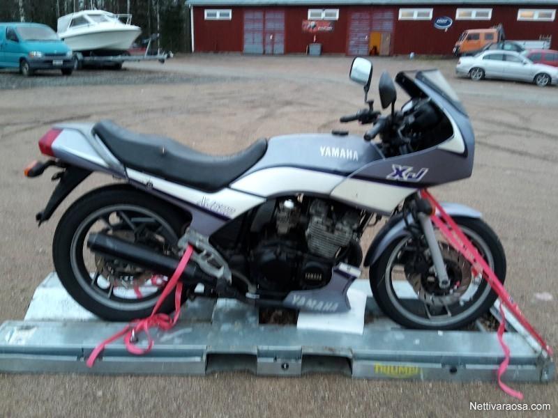nettivaraosa yamaha xj 600 motorcycle spare parts and. Black Bedroom Furniture Sets. Home Design Ideas
