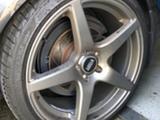 VMR V705R +hyväkuntoiset renkaat