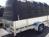 JT-TRAILER 350 350X150X50+KUOMU