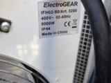 Electrogear 9kw Rakennuslämmitin
