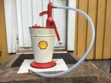 Shell öljypumppu