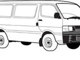 Toyota hiace 1990-95