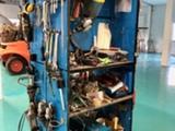 Työkalukaappi  veneitten