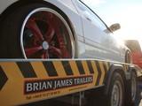 Brian James  Trailer meiltä heti varastosta