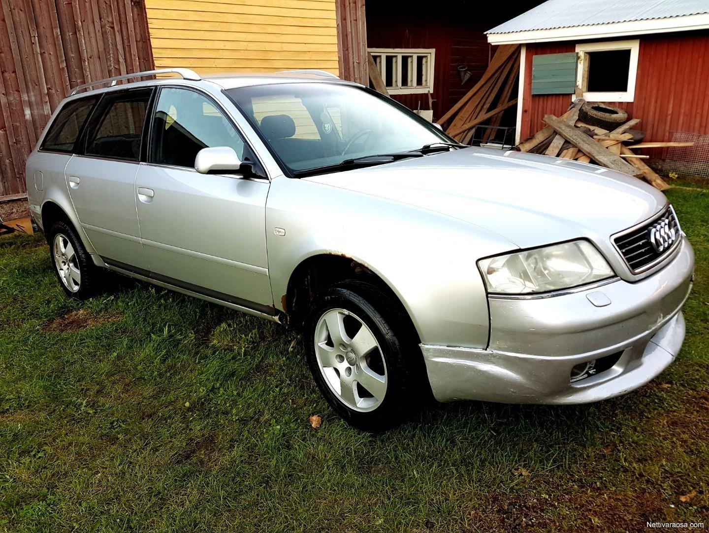 Myydään Audi A6