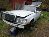 Mercedes benz W124 300TD