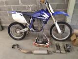 Yamaha YZF 450 2004