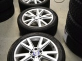 Pirelli Mercedes CLS W218 Kitkat