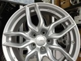 Anzio Wheels aluvanteet