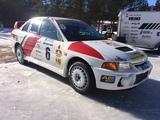 Mitsubishi Evolution 4