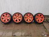 Opel OPC  Snowflakes 8x18 et39 5x110
