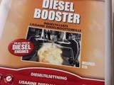 DIESEL BOOSTER Polttoaineen lisäaine