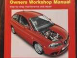 Haynes Manual Seat Ibiza 2002 - 2008