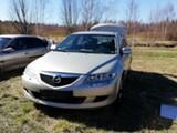Mazda 6  myydään osina 1.8