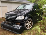 Mercedes benz ML 400cdi