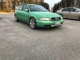 Audi A4 prefl Etupuskuri