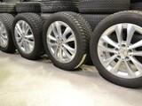 Bridgestone Mercedes C W205 talvirenkaat