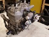 Lynx RS 600 Moottori