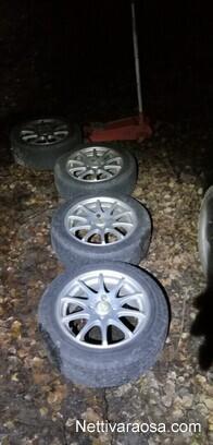 Hubcap Tire And Wheel >> Continental Contivikingcontact 5 Tyre Sets Nettivaraosa
