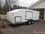 Eurowagon  Autonkuljetus traileri