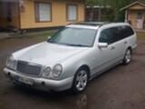 Mercedes benz W210