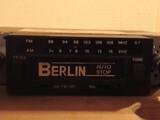 Berlin Klassikko autoradio