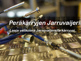 Vaunushop Peräkärryn jarruvaijerit