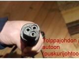 TAMRO Tolppa- ja puskurijohto