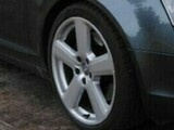 Audi orkkikset A6