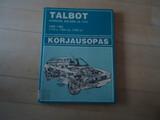 talbot opas 1980-1985