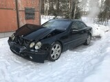 Mercedes-Benz CL600 (215.378) 2002 367hv