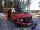 volkswagen Trensporter CarSport8+1 bussi