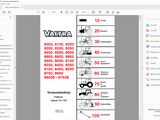 Valmet Valtra 6000 - 8000 mallit