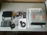 Xomax XM-2DTSBN704 multimediakeskus