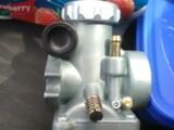 24 mm kaasutin
