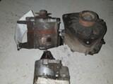 Ford sierra startti ja laturi