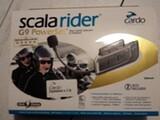 SCALA RIDER sala rider G 9 powerset