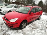 Ford Focus 2004 Facelift 1.6